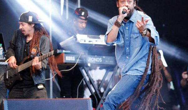 Damian Marley puts on a raw performance in Birmingham